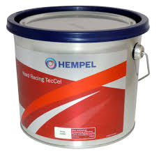 HEMPEL Hard Racing Xtra Antifoul.maali 2,50L WHITE