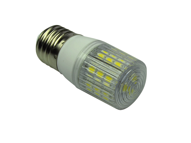Led lamppu SUPER-LED 24SMD  10-30V - E27