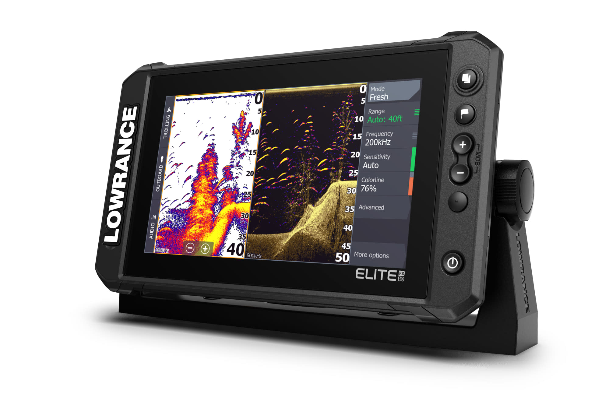 LOWRANCE ELITE FS 9 3IN1