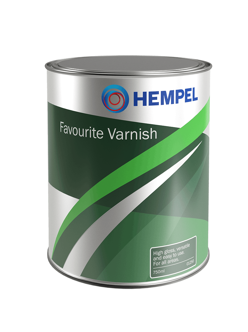 HEMPEL FAVOURITE VARNISH 750ml