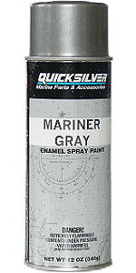 QUICKSILVER MARINER GRAY 400ml