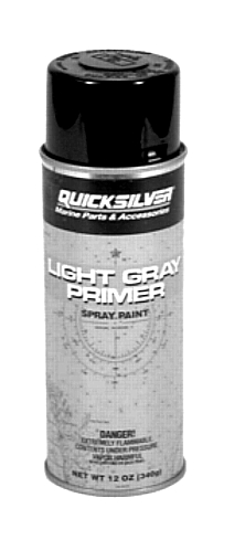 QUICKSILVER LIGHT GRAY PRIMER 400ml