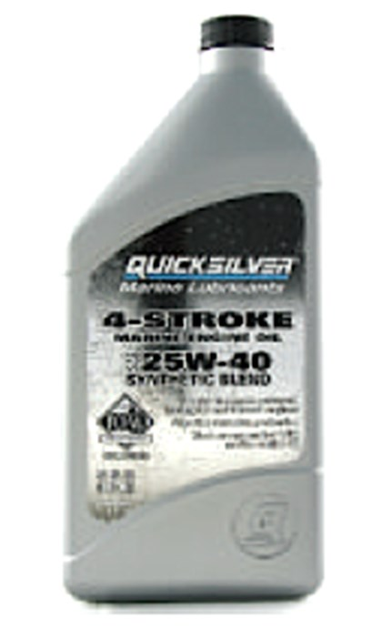 QS SYNTHETIC BLEND OIL 25W-40 1L