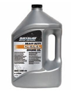 QS HD DIESEL ENGINE OIL 15W-40 4L