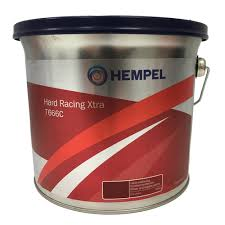HEMPEL Hard Racing  Antifoulingmaali 2,50L   True Blue